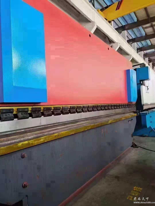 二手南通大西洋200吨6米折弯机