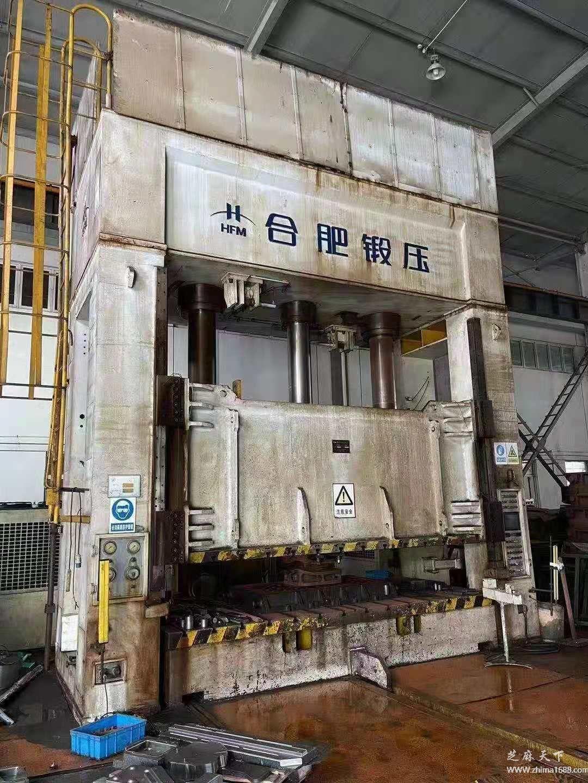 二手合肥RZU800HNII快速薄板拉伸液压机(800吨)