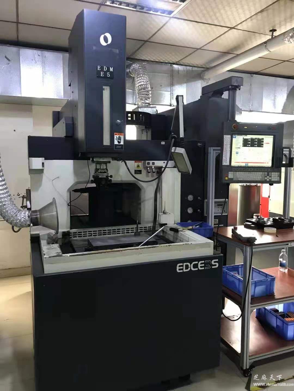二手日本牧野EDGE3S火花机