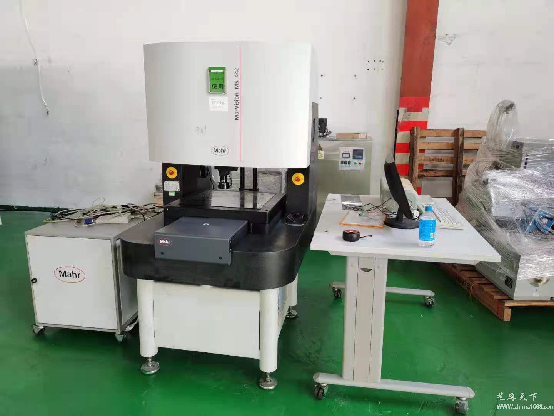 二手德国马尔MS442轴类光学精密测量仪