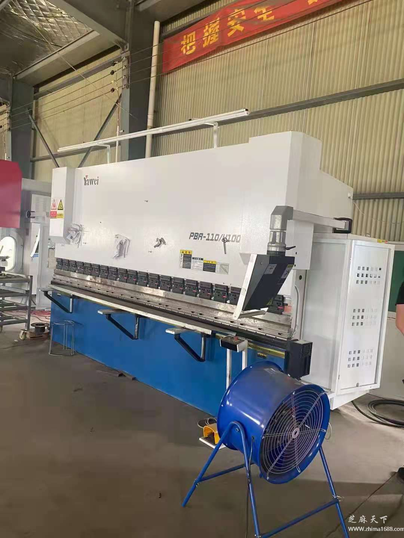 二手亚威PBR-110/4100电液数控折弯机(110吨4.1米)