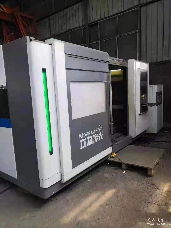 二手立为LV-F6025J激光切割机(6000瓦)