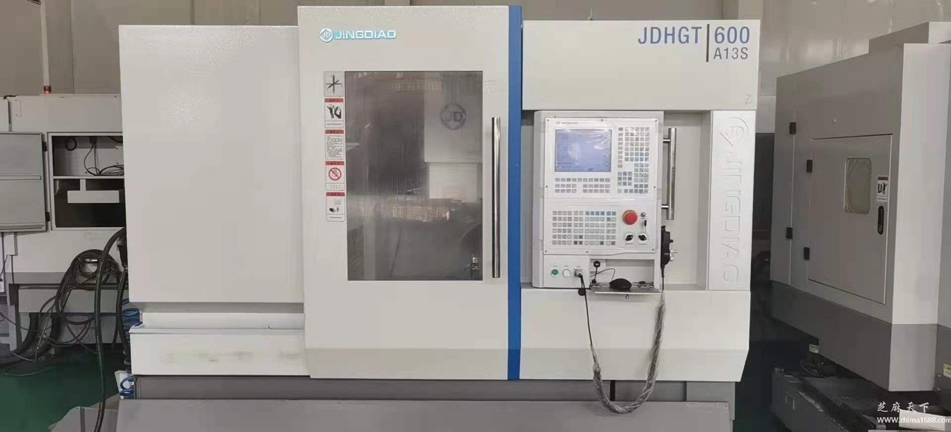 二手北京精雕JDHGT600A13S雕刻机