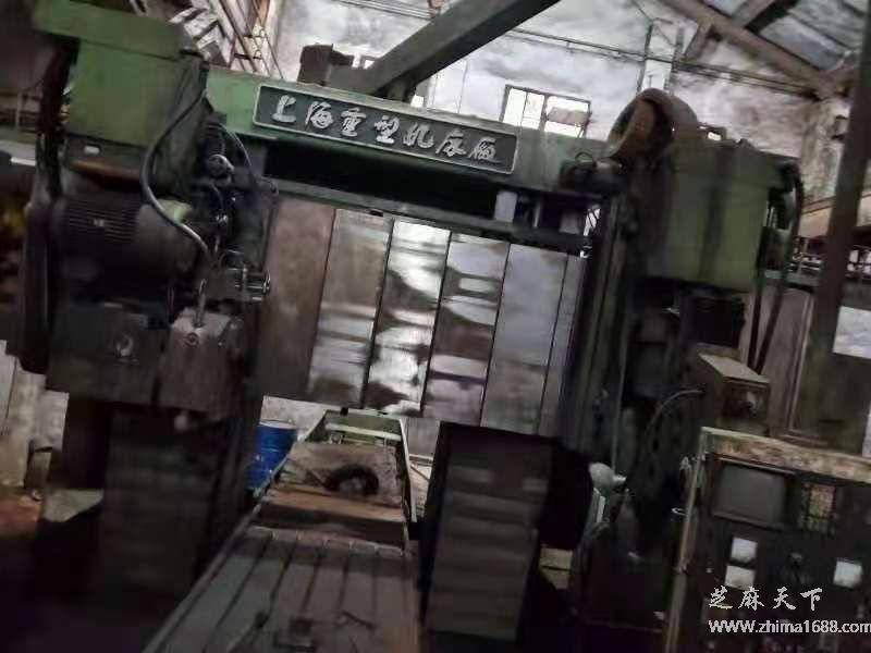 二手上海重型MK5212数显龙门导轨磨床(6米)