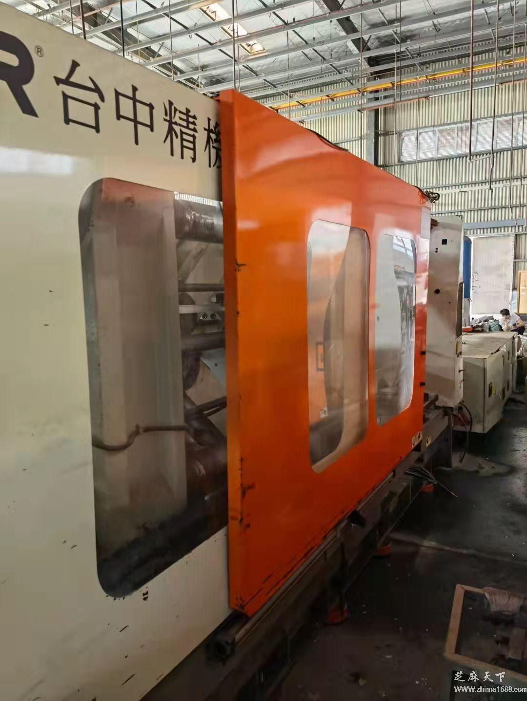 二手台中精机VR-450E注塑机(450吨)