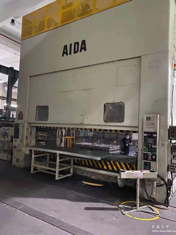 二手日本AIDAPXM-S2-400(2)冲床
