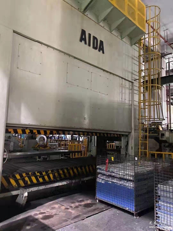 二手日本AIDAPMX-S2-600(2)冲床