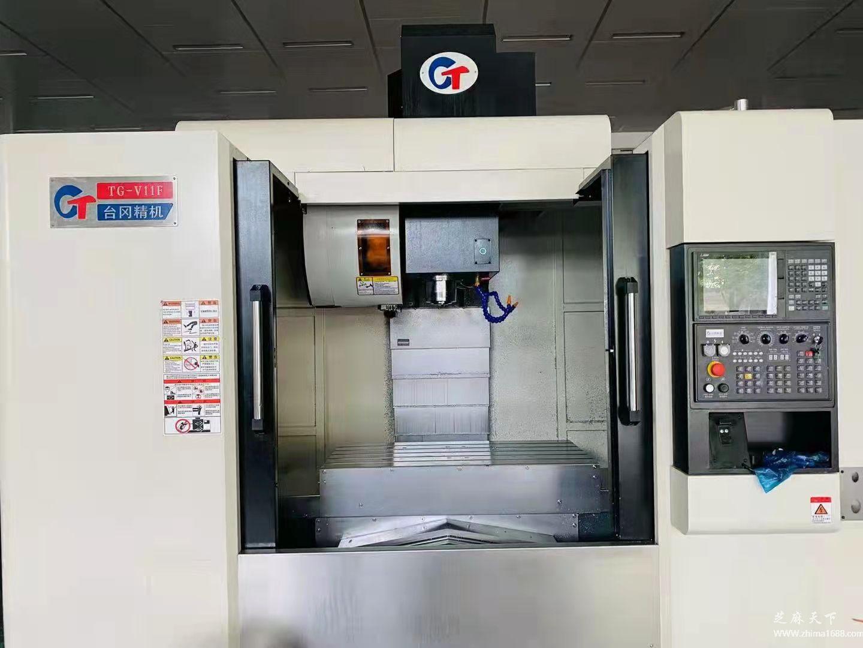 二手台冈精机TG-V11F数控加工中心